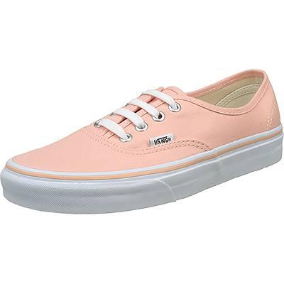 Vans Authentic Womens Canvas Sneakers