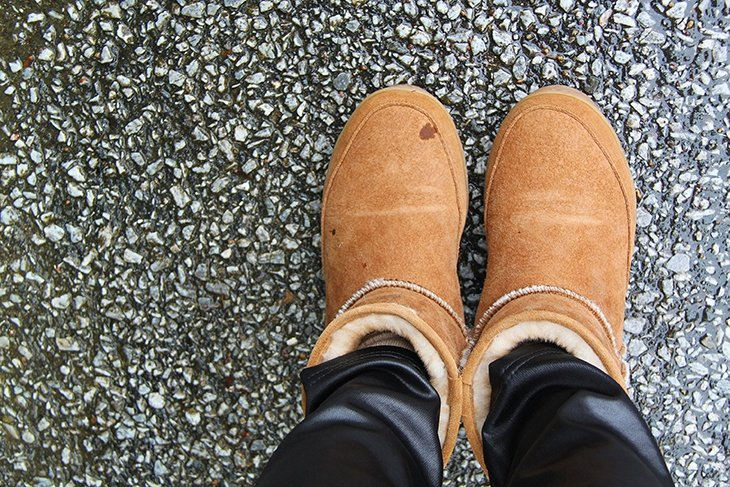 shoes to wear on concrete