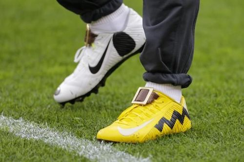 football cleats for wide receiver review